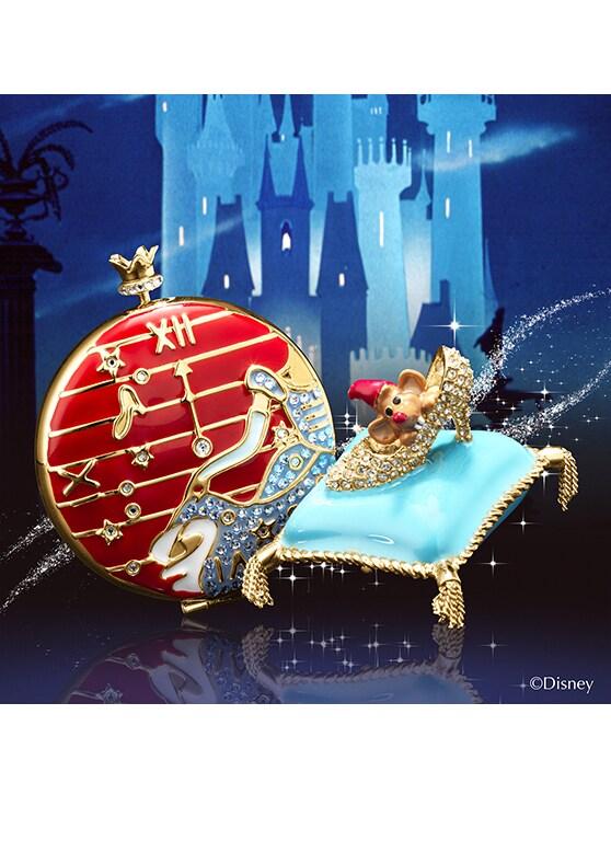 Estée Lauder X Disney: When The Clock Strikes Twelve